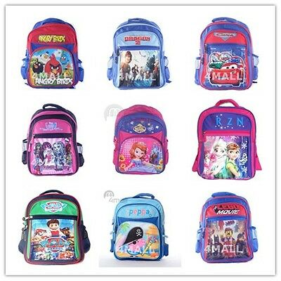 Kids Boys Girls Backpack Shoulder School Bag Large Medium Preschool Rucksack