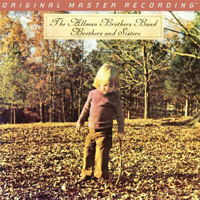 MOFI 2103 | The Allman Brothers Band - Brothers And Sisters MFSL SACD oop