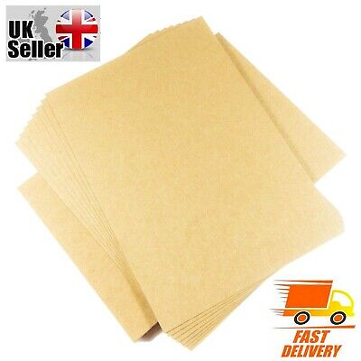 """Brown Kraft Recycled Thick Card 250gsm  A5 A4 A3 A2  12x12 12x24/"""""""