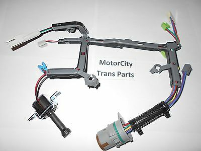 4l60e 4l65e transmission wiring harness int 03 06 oem new gm 4l60e 4l65 new internal wire harness tcc solenoid 2006 up lock up 4l65e