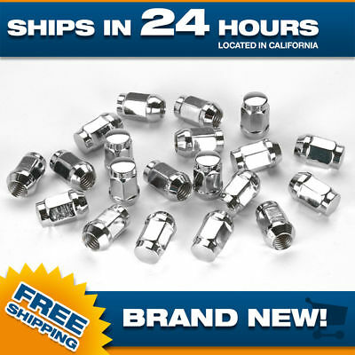 12x1.5 lug nut Chrome lugnuts for Honda Acura Scion Set of 20 pcs Acorn m12x1.5