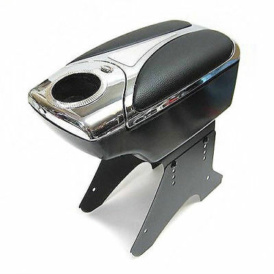 Armrest Centre Console Chrome Leather For Opel Zafira Combo Cargo Combo Tour