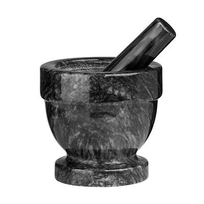 Mortar and Pestle, Black Marble