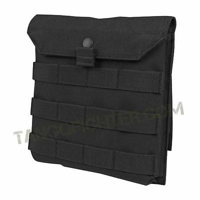 CONDOR MA75 MOLLE PALS Side Plate Utility Accessory Pouch for Vests BLACK
