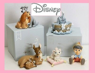 Low Stock!! Disney Magical Moments Figurines - 9 Designs!!!!!! Fantastic Gifts!!