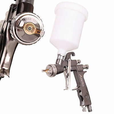 Professional Spray Paint Gun LVLP AUARITA MP500 1.2 mm Container 600 ml NEW