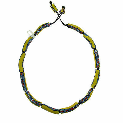Antique Murano Trade Glass Beads Necklace - Africa Venezia - 19th c. -  (0014)