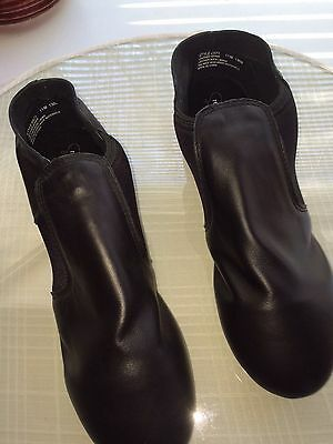 Revolution Stretch Tap Boot In Adult 11M Leather Upper New In Box