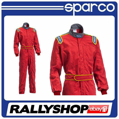 SUIT Sparco MX-5 size XXL RED Overal CHEAP DELIVERY WORLDWIDE