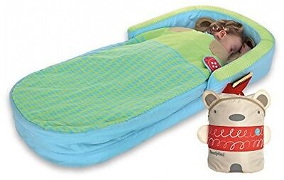 Toddler Kids Girl Boy Sleeping Bag Portable Inflatable Blow Up