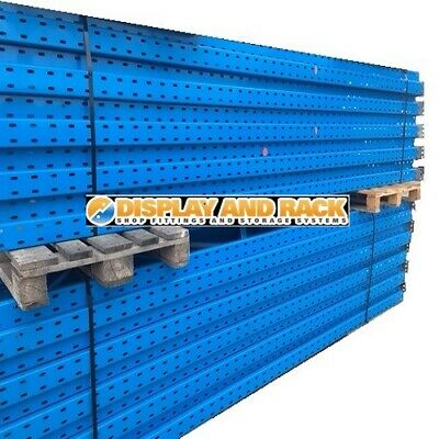 Dexion Pallet Racking Frames 4877mm x 840mm
