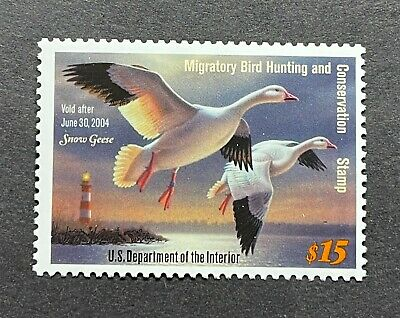 WTDstamps - #RW70 2003 - US Federal Duck Stamp - Mint OG NH