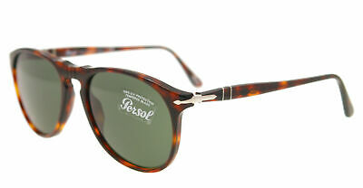 26cfcb9e50 PERSOL 9649S 24 31 Tortoise 9649s Round Sunglasses Lens Category 3 ...