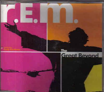 REM-The Great Beyond cd maxi single