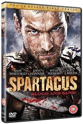 Spartacus - Blood and Sand: Series 1 (Box Set) [DVD]