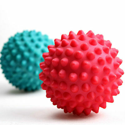 YEAH Hard Spiky Ball Massage Trigger Point Body Muscle Fitness Stress Relief