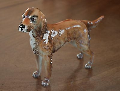 Goebel Irish Red Setter CH 622
