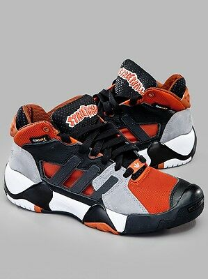 Adidas Originals Mens Streetball Trainers Street Ball Basketball Shoes Size