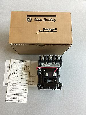 New In Box Allen-Bradley Size 1 Ac Contactor 500-Bodx21 Series B