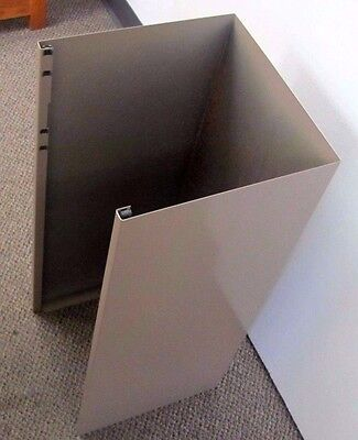 Viking VDCCE1210SG Duct Cover Extension for Chimney Style Wall Hood, Stone Gray