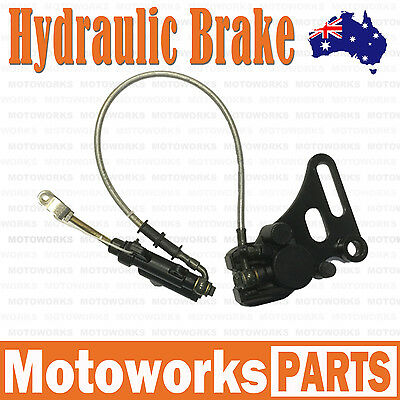 Hydraulic Rear Disc Brake Caliper System + Pad 125cc 150cc PIT PRO Dirt Bike B1