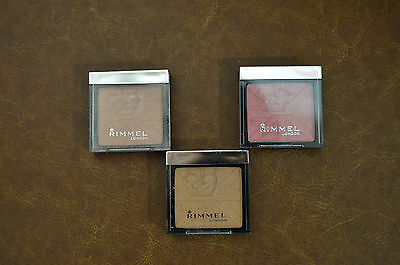 Rimmel Lasting Finish Soft Colour Mono Blush-various shades