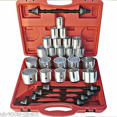 27pc Press and Pull Kit Sleeve Remover Installer Master Seal Bushes Bearings