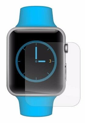 """Set of 4 Curved Screen Protector Full display cover For Apple Watch 1.5"""""""