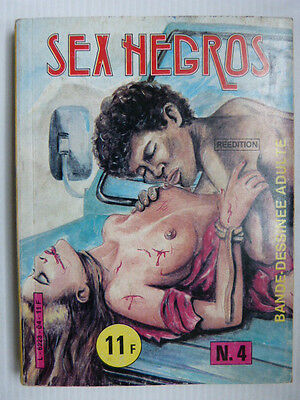 Sex Négros N°4 Africa Love 1987