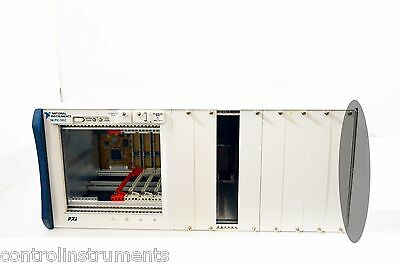 National Instruments NI PXI-1052 PXI Chassis With Integrated SCXI--4 PXI/8 SCXI