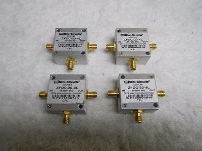 Mini Circuits ZFDC-20-4L Coupler 10 - 1000 MHz
