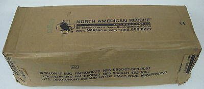 NAR Talon II Model 90C Collapsible Handle Litter OD/Black New In Packaging