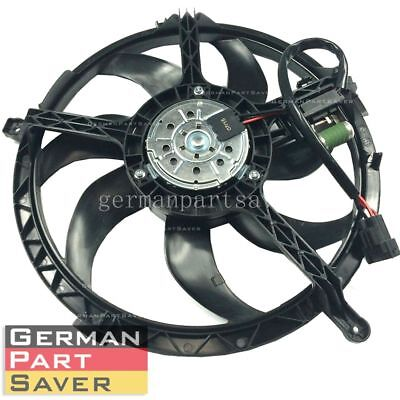 17422752632, 17427535100 MC3115103 New Cooling Fan Assembly Coupe Mini Cooper