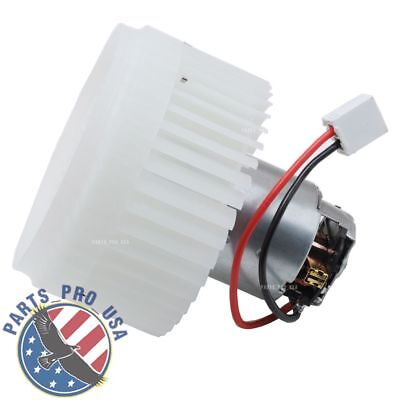 TOPAZ 9171479 A/C Heater Blower Motor Assembly for Volvo S60 S80 V70 XC70 XC90