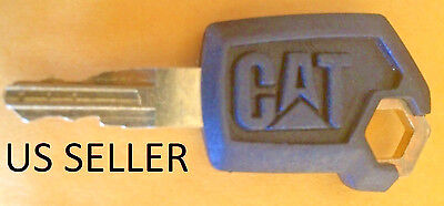 Caterpillar Heavy Equipment Ignition Key CAT 5P8500 with New Style Logo