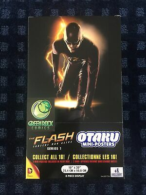 OTAKU The Flash Mini-Posters Series 1 set by Huckleberry Toys