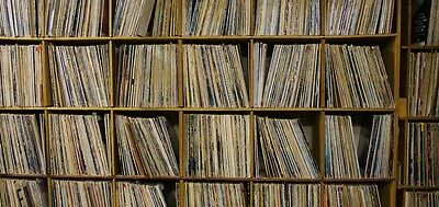 "Nice lot of 50  12"" Random LP's / Rock / Jazz / Pop / Classical - Ships FREE"