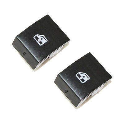 2x Electric Window Control Power Switch Push Button Fits Opel Vauxhall Astra H