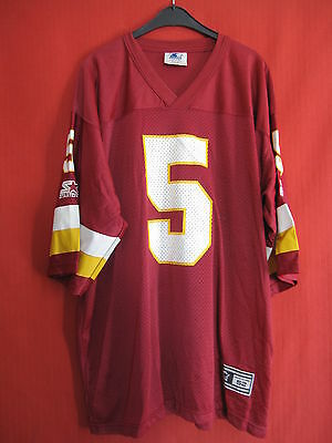 Maillot football Americain Starter Redskins Washington USA n° 5 - 52 / XL