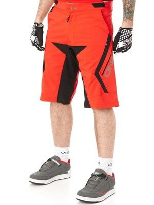 ONeal Red 2017 Rockstacker MTB Shorts