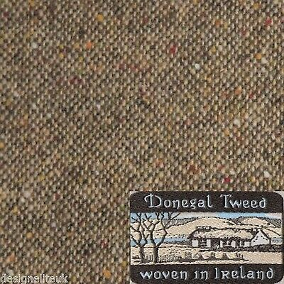 3m Irish Donegal wool tweed fabric,material for coats,suits 150cm wide+ label