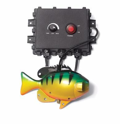 Aqua Vu AV MULTI-VU Underwater Fishing Camera Control Box Color Camera Kit