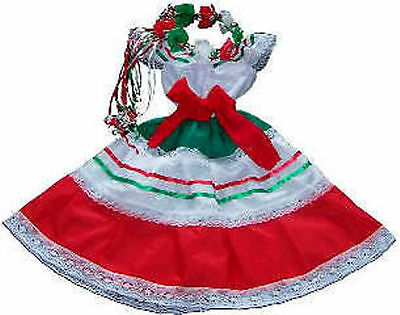 Cinco de Mayo Mexican Fiesta Dress Sizes Party 0 to 14 Best Prices and Quality