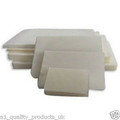100 x Laminating Pouches Set, Assorted Sizes, Olympia, A4 A5 A6 Pack BNIB Gloss