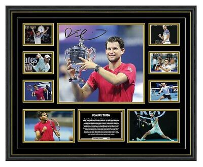 Manchester City Fc 2015/2016 Signed Limited Edition Framed Memorabilia