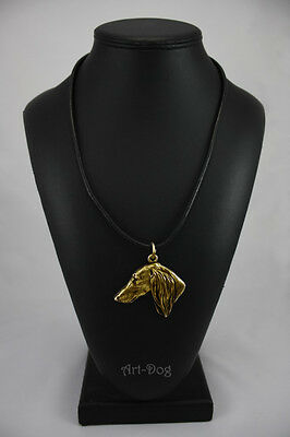 Saluki, Dog Necklace, High Quality, Exceptional Gift, ArtDog