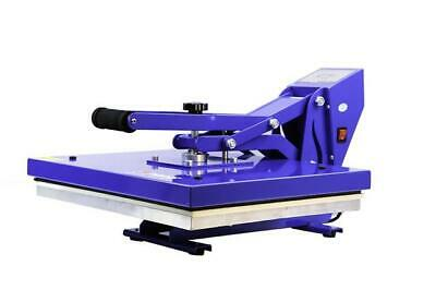 40 x 50cm HIGH PRESSURE CLAM Heat Press Machine HPC480 Sublimation T-shirt Print