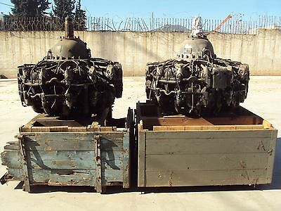 Pratt & Whitney Twin Wasp Engines R-1830 90C