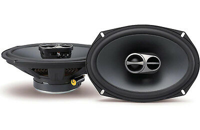 """Alpine SPS-619 6"""" x9"""" Coaxial 3-Way Speakers (Pair). New!!!"""