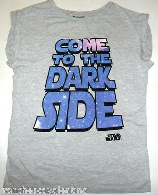 Primark Star Wars T Shirt /'Yoda one for me/' Womens Ladies UK 6-20 NEW